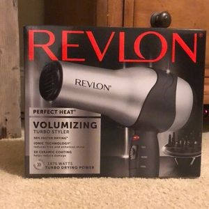 Revlon volumizing blow dryer